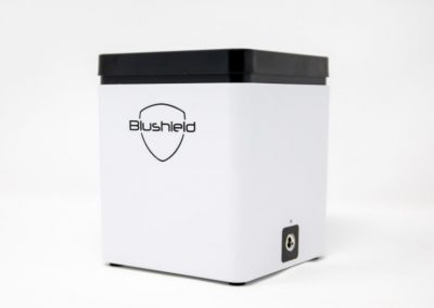 Blushield CUBE from CoolestTechEver