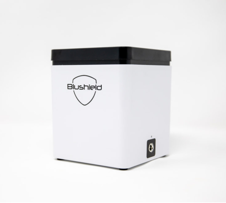 Blushield CUBE from CoolestTechEver.com