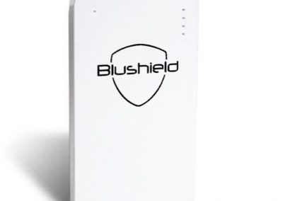 Blushield Portable White