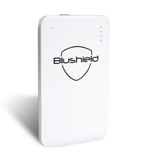 Tesla Gold Series Portable Blushield at CoolestTechEver.com