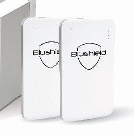 Blushield PORTABLE EMF Protection 2-Pack
