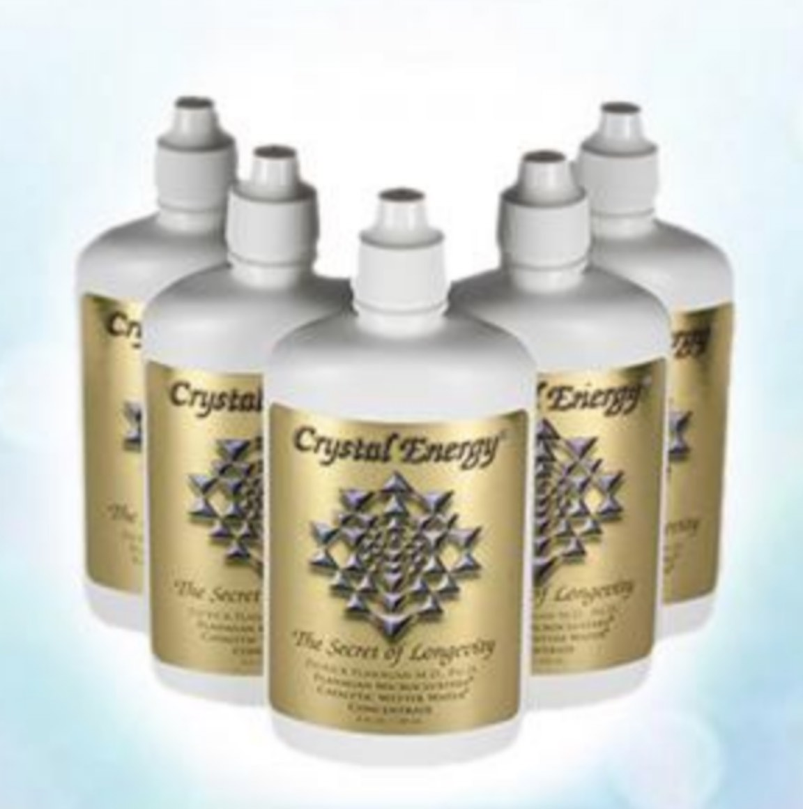 Flanagan's Crystal Energy 5-Pack