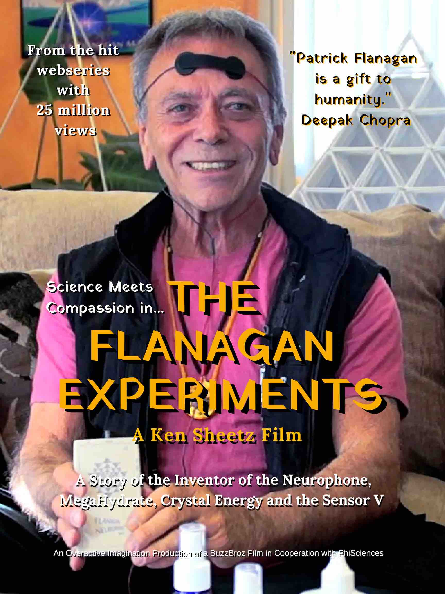 The Flanagan Experiments-A Ken Sheetz Film