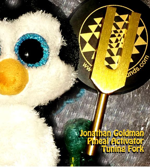 Jonathan Goldman Pineal Tuning Fork