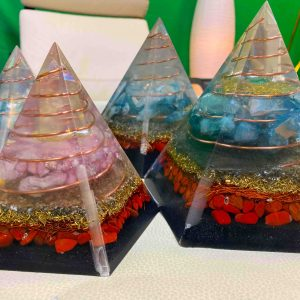 5-Sided Orgone Pyramid