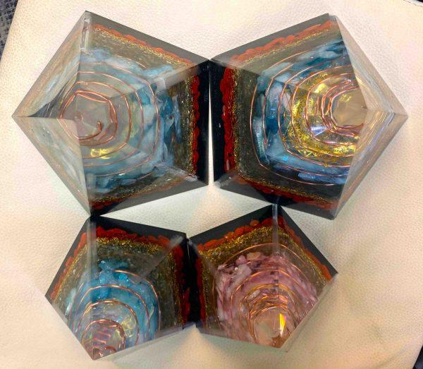 5-Sided Orgone Pyramid