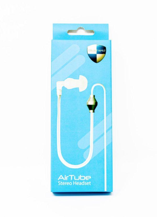 White Airtube Headset
