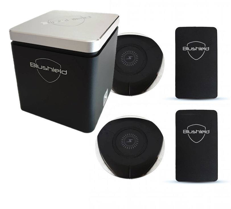 Black CUBE and 2 Induction PORTABLES