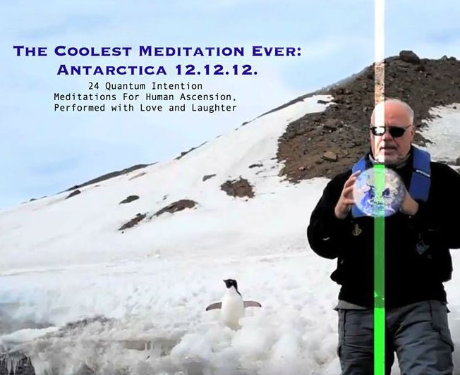 Coolest Meditation Ever Antarctica 12.12.12