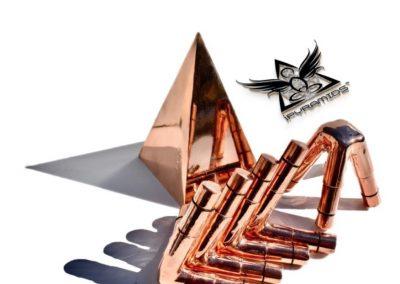 Copper Nubian