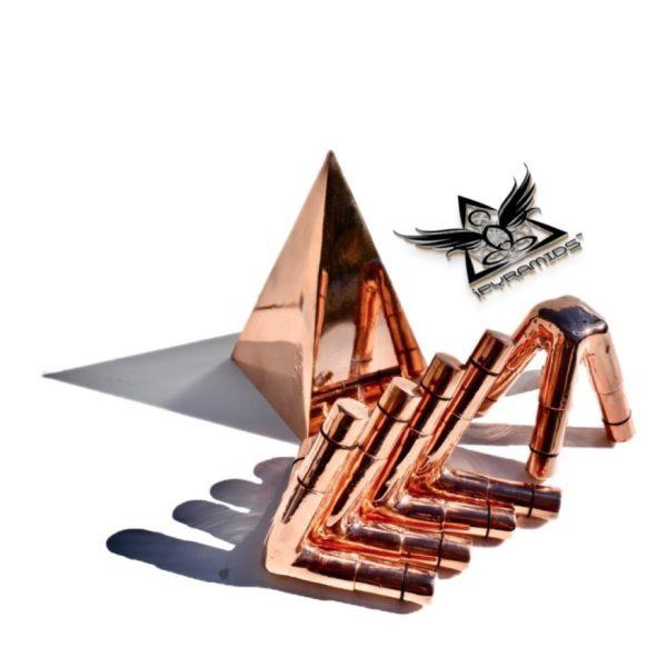 Copper Nubian Pyramid Kit