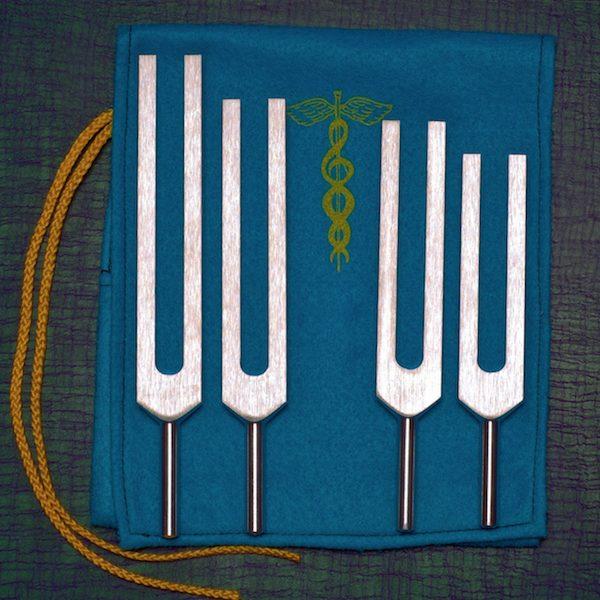 Lemurian Tuning Forks from Jonathan Goldman