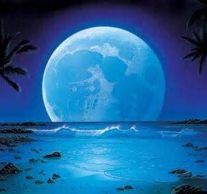 Moon Over Water Sleeplessness