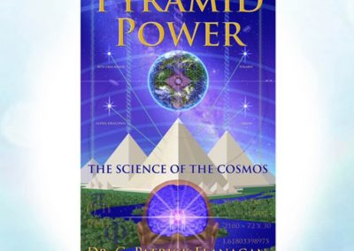 Pyramid Power Book Dr. G. Patrick Flanagan