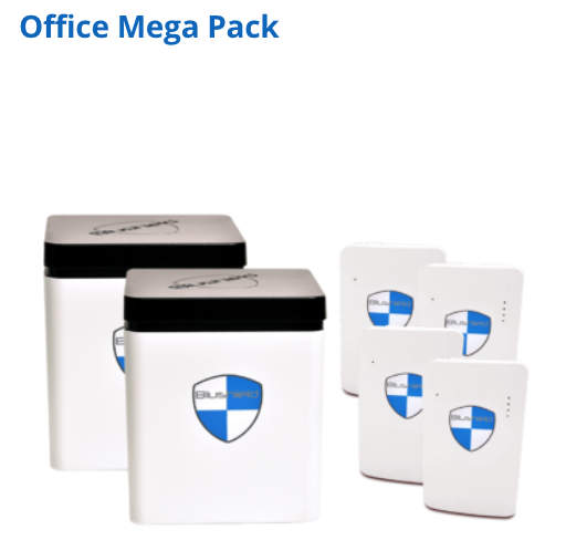 BLUSHIELD 2X4 MEGA OFFICE PACK