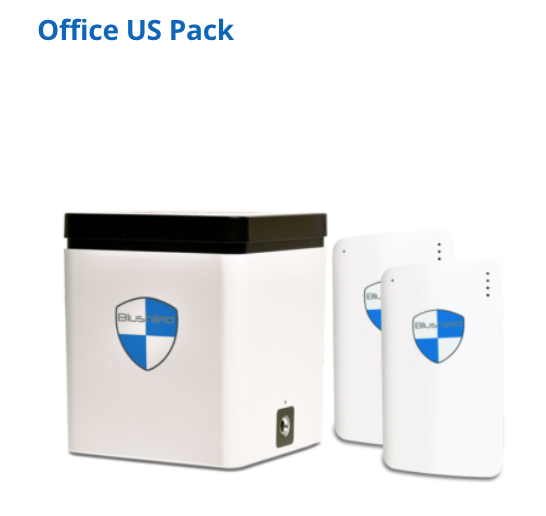 BLUSHIELD OFFICE PACK