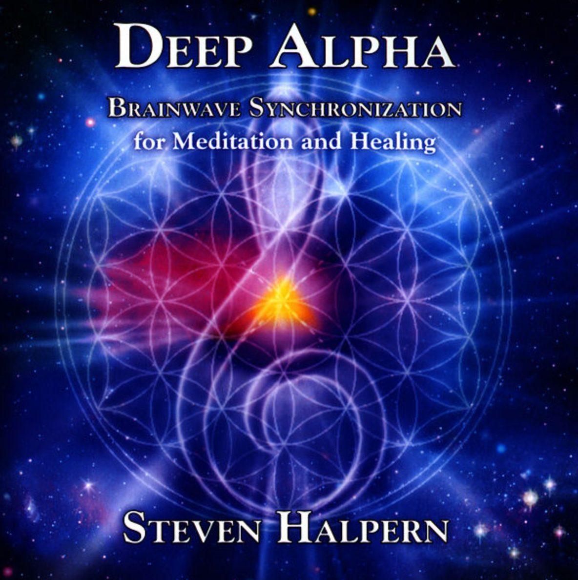 DEEP ALPHA – BY STEVEN HALPERN