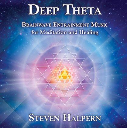 DEEP THETA – BY STEVEN HALPERN
