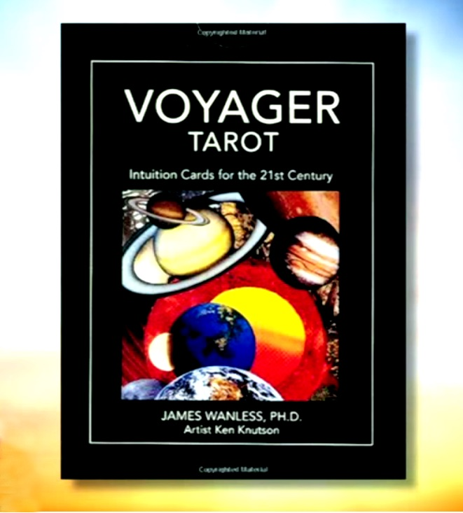 Voyager Tarot James Wanless