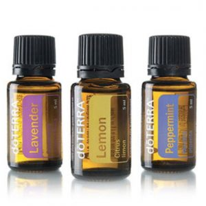 doTerra Lavender Lemon Peppermint